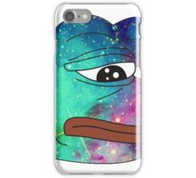 Dank Spicy Pepe Galaxy iPhone Case/Skin