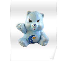 Bedtime Bear Poster