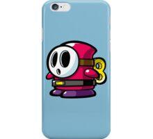 Shy Guy iPhone Case/Skin
