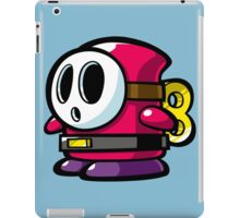 Shy Guy iPad Case/Skin