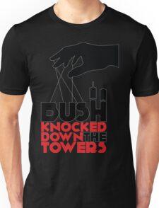 Twin Towers - Goddi Vici (Black) Unisex T-Shirt