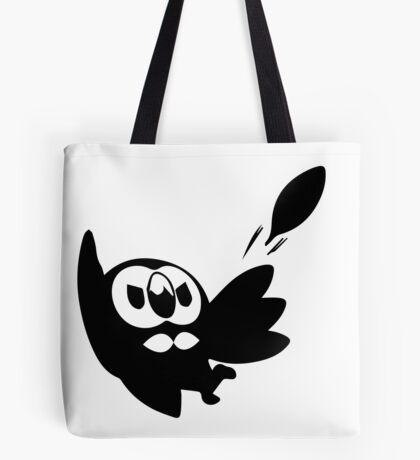Rowlet Black Tote Bag