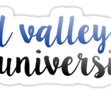 Grand Valley State University Sticker