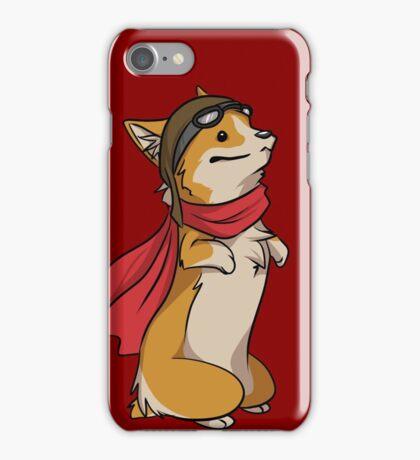 Corgi Style - Doggie Style iPhone Case/Skin