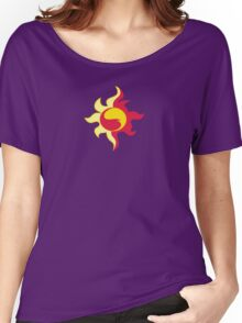 My little Pony - Equestria Girls Sunset Shimmer (Movie) Women's Relaxed Fit T-Shirt