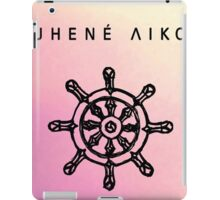 Jhene's Wheel iPad Case/Skin