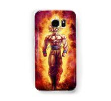 Sangoku in Power Samsung Galaxy Case/Skin