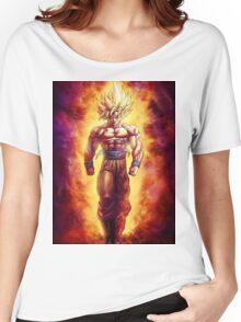 Sangoku in Power Women's Relaxed Fit T-Shirt