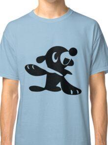 Popplio Black Classic T-Shirt