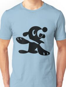 Popplio Black T-Shirt