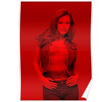 Kelly Kelly - Celebrity (Stylish Pose) Poster