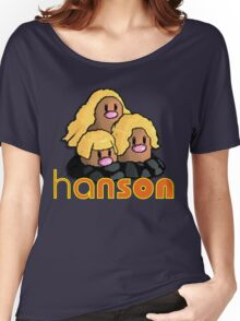Dugtrio alolan form (Hanson) Women's Relaxed Fit T-Shirt