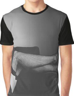 Flapper Legs Graphic T-Shirt