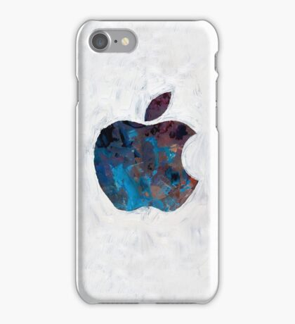 Painted Apple iPhone Case/Skin