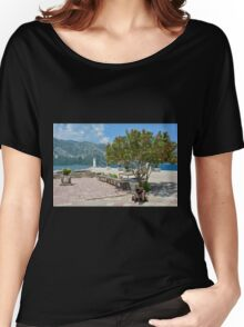 Cannon and Oleander Women's Relaxed Fit T-Shirt