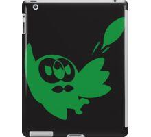 Rowlet Green iPad Case/Skin