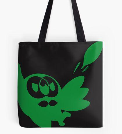 Rowlet Green Tote Bag