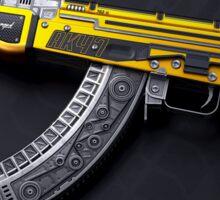 AK 47 Fuel Injector Sticker