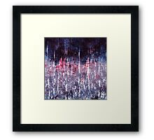 abstract  10-16rb Framed Print