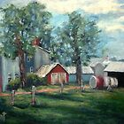 Fred Pew Farm by Monica Vanzant