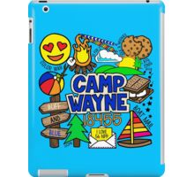 Camp Wayne  iPad Case/Skin