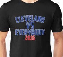 Cleveland Vs Everybody T-Shirt - Indians Unisex T-Shirt