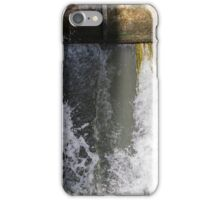 closed on the river iPhone Case/Skin