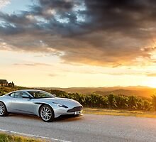 The new Aston Martin DB11 by M-Pics