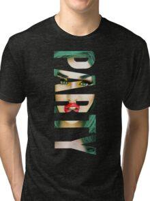 ADORE DELANO - PARTY Tri-blend T-Shirt