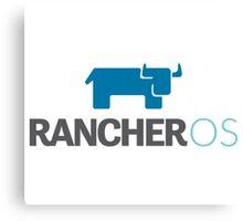 rancheros rancher os docker os Canvas Print