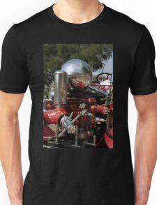 Old Fire Truck Unisex T-Shirt
