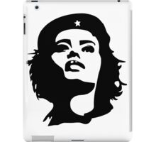 Girls to the front! iPad Case/Skin