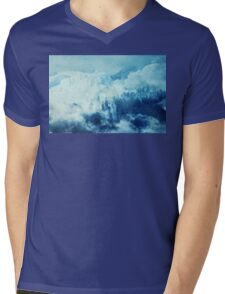 avalanche Mens V-Neck T-Shirt