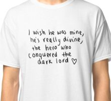 i wish he was mine Classic T-Shirt