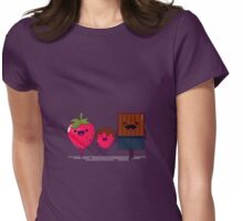 Perfect Love Womens Fitted T-Shirt