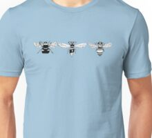 Bees are the Best Unisex T-Shirt