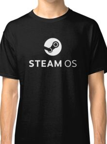 steamos steam debian linux console Classic T-Shirt