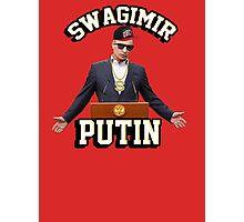 Swagimir Putin Photographic Print
