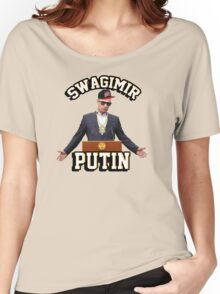 Swagimir Putin Women's Relaxed Fit T-Shirt