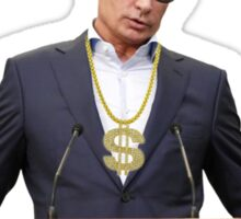 Swagimir Putin Sticker