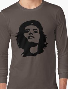 Girls to the front! Long Sleeve T-Shirt