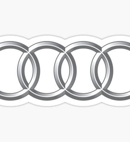 Audi Car logo Sticker