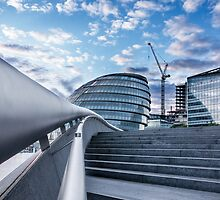 City Hall by Gavin Ward