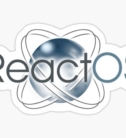 reactos operating system Sticker