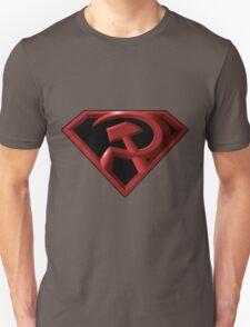 Superman - Red Son Logo T-Shirt