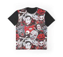 Vampires Night Graphic T-Shirt