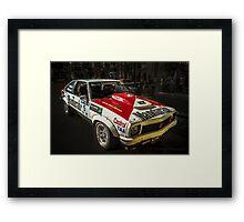 Holden Torana Framed Print