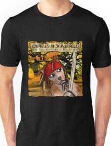 Captain Jack Russell Unisex T-Shirt