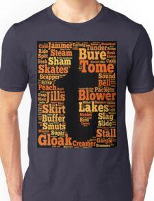 Tuam Slang Words (Daily) Unisex T-Shirt