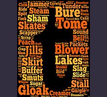 Tuam Slang Words (Daily) Unisex T-Shirt